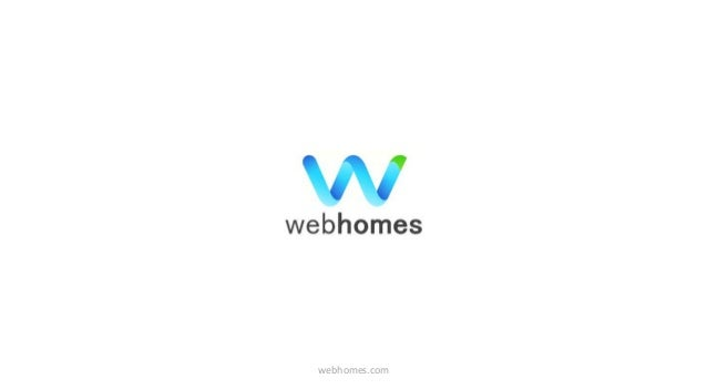 Webhomes   what we do v1.3