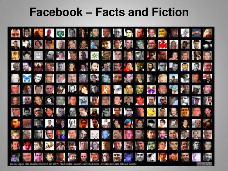 Facebook Facts and Fiction