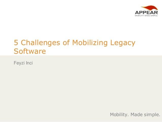 Webinar   5 challenges of mobilization april 9 2014