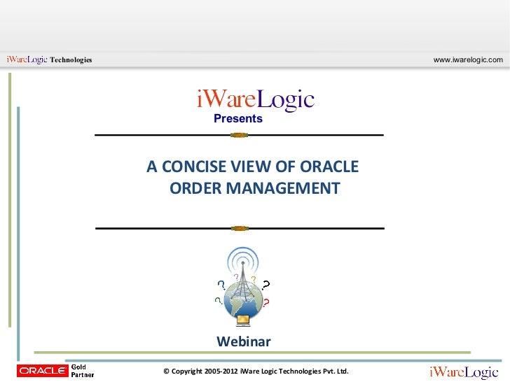 Technologies                                                               www.iwarelogic.com                             ...