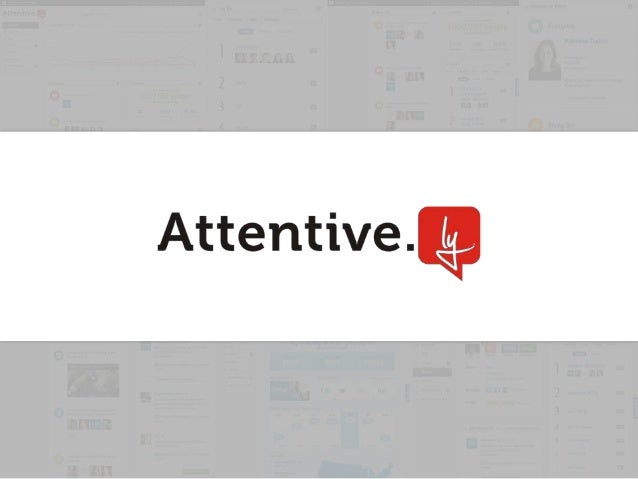 Webinar: engaging donors and activists on social media with Attentive.ly