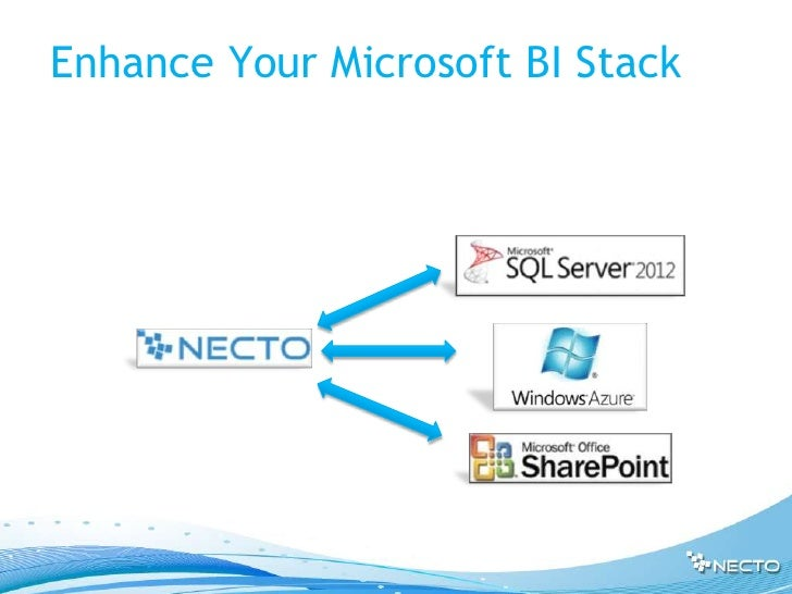 Enhance Your Microsoft BI Stack