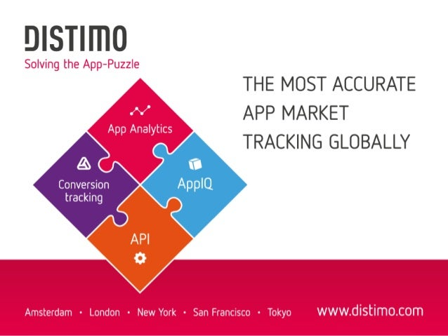 Distimo Webinar: Games - King of the Mobile Eco-system