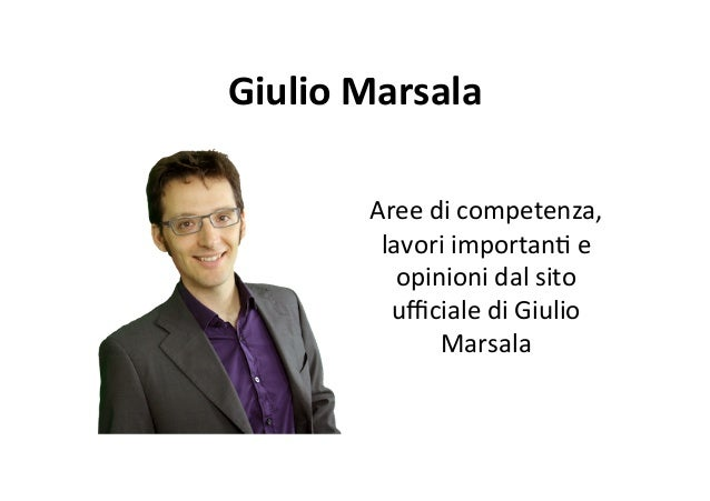 Giulio Marsala