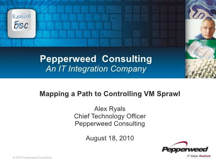 Webinar: Mapping a Path to Controlling VM Sprawl
