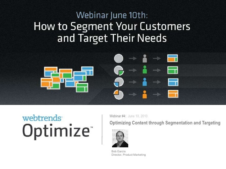 How to Segment Your Customers and Target Their Needs