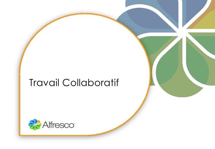 """Webinar """"Fonctions collaboratives d'Alfresco"""""""