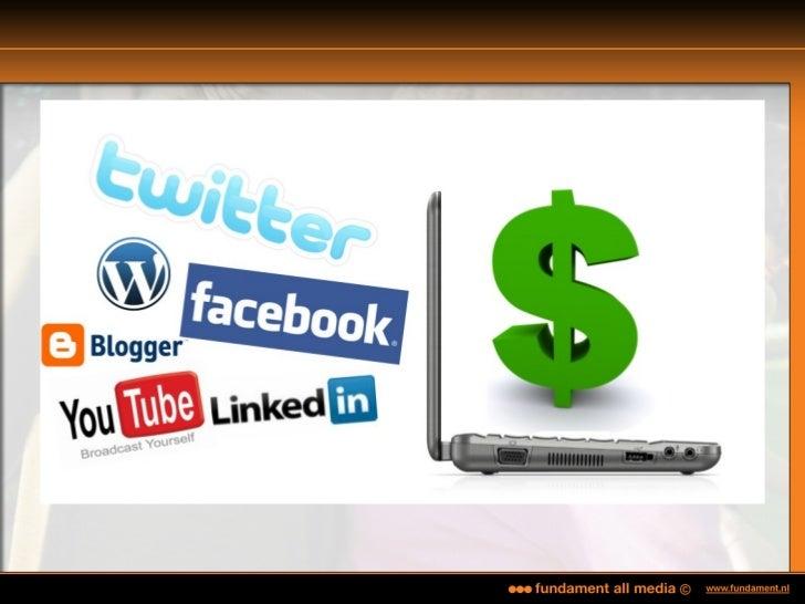 Webinar geld verdienen met social media
