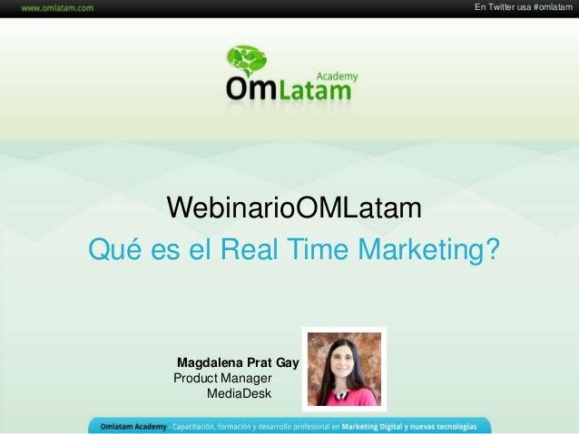 ConsumidorMultipantalla Webinarios OM Latam Academy En Twitter usa #omlatam ConsumidorMultipantalla Webinarios OM Latam Ac...