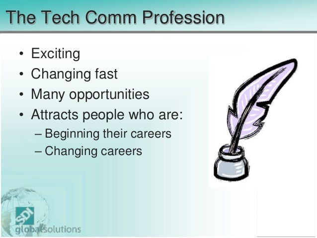 Technical profession
