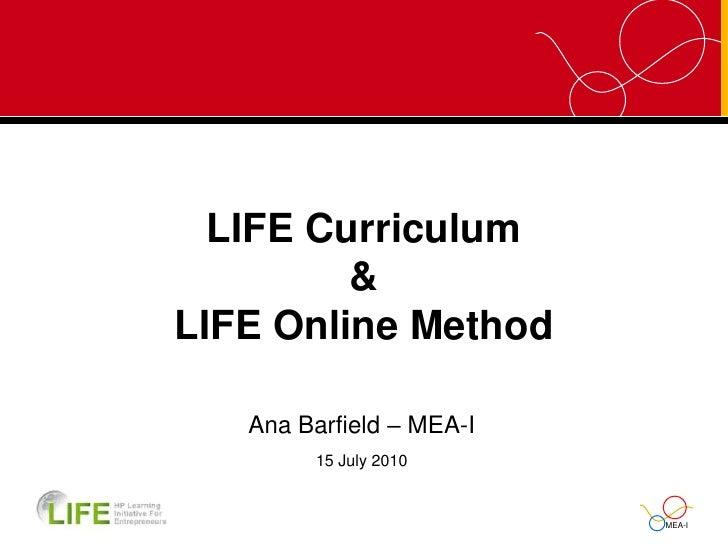 Webinar july 15 Ana Barfield