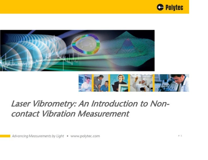 An Introduction to Non-Contact Vibration Measurement