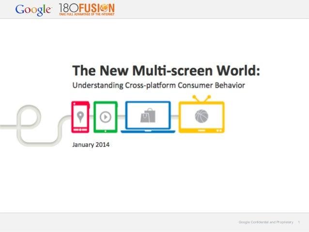 Google Reviews 180Fusion in Webinar on Multi-Screen Internet Marketing