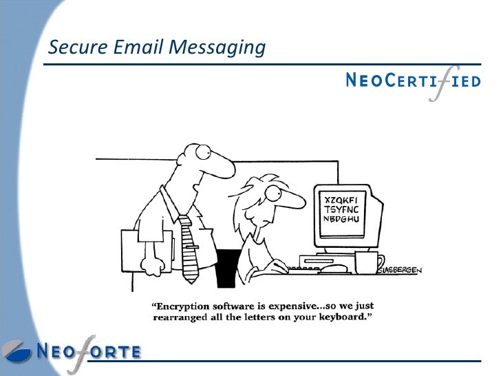 Secure Email Messaging