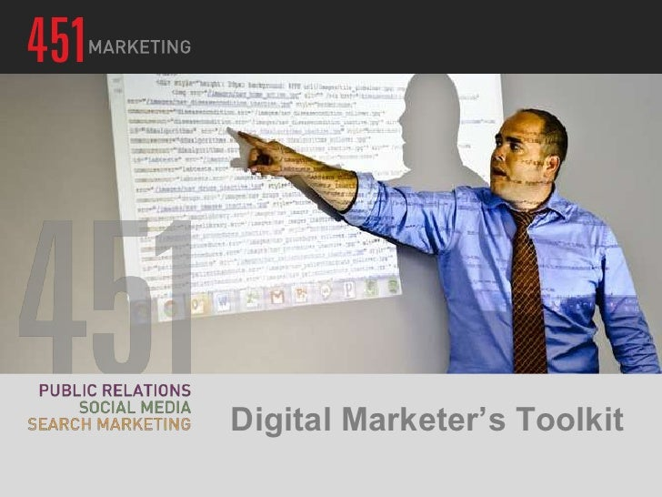 Digital Marketer's Toolkit