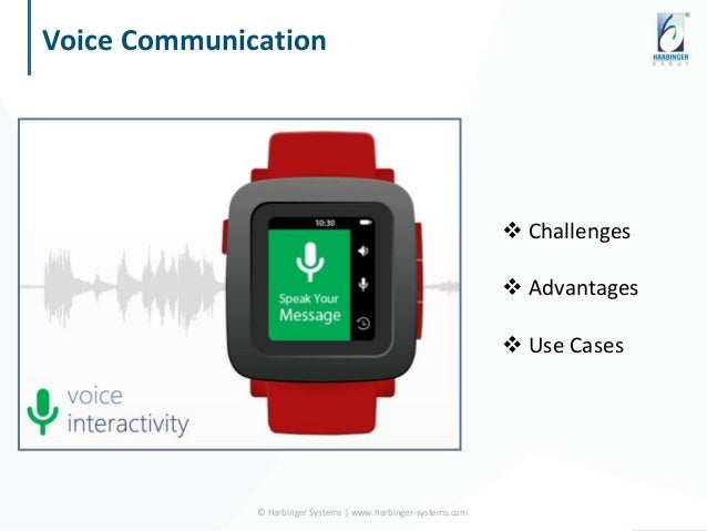 Webinar pebble time twilio and the importance of voice ...