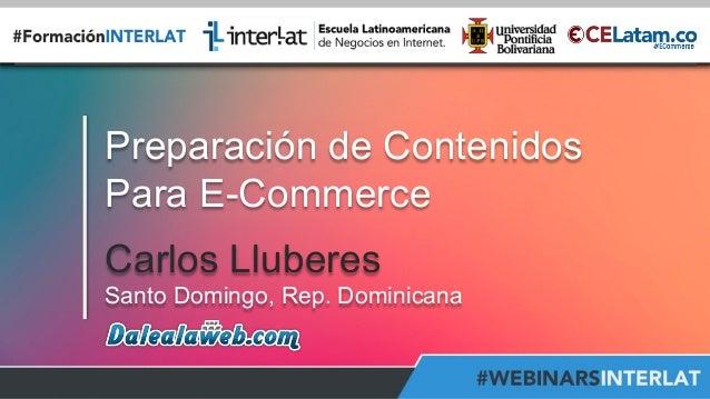 www.interlat.co  –  info@interlat.co  -‐    h2p://www.facebook.com/interlat  -‐  www.twi2er.com/interlat ...
