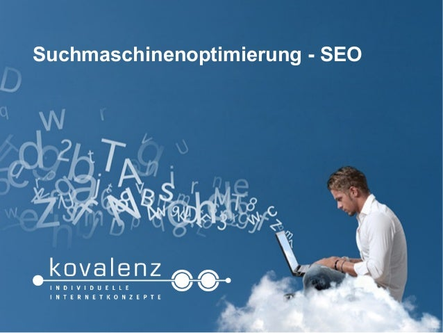 Suchmaschinenoptimierung - SEOWebinar, 10.01.2013