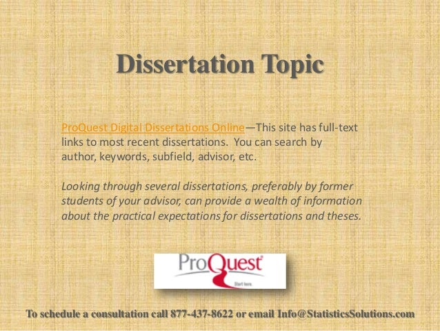 proquest digital dissertation & theses full text