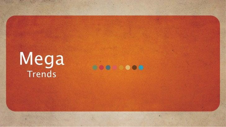 2012 Social Media Mega-Trends