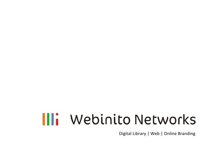 Digital Library | Web | Online Branding
