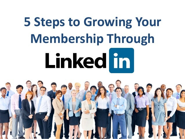5 Steps to Growing Your Membership Through