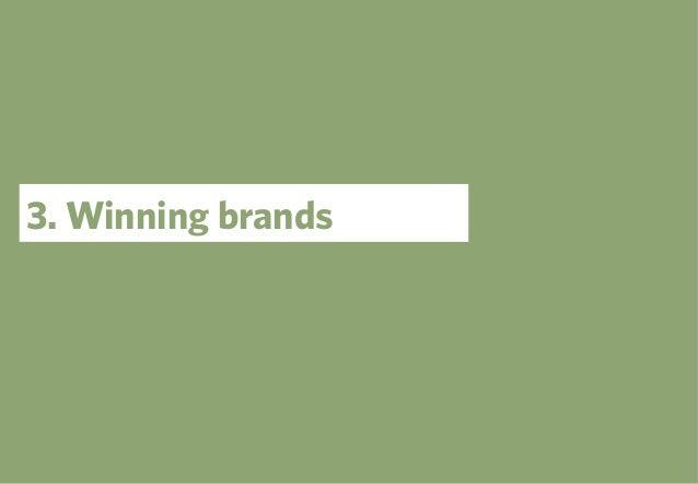 3. Winning brands
