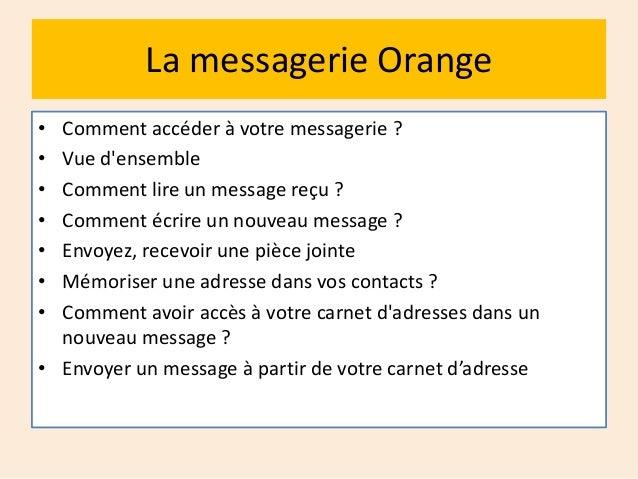 Messagerie orange actu for Orange mail messagerie internet illimite