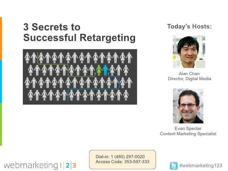 3 Secrets to Retargeting Success