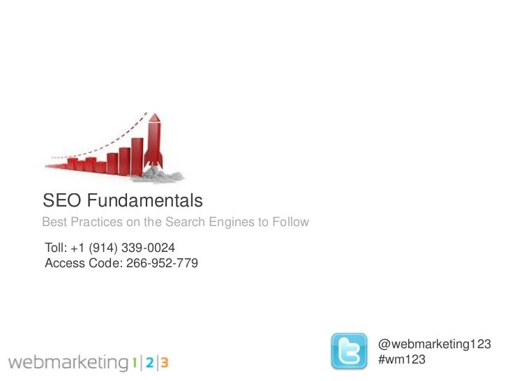 SEO Fundamentals: Best Practices to Follow on the Search Engines