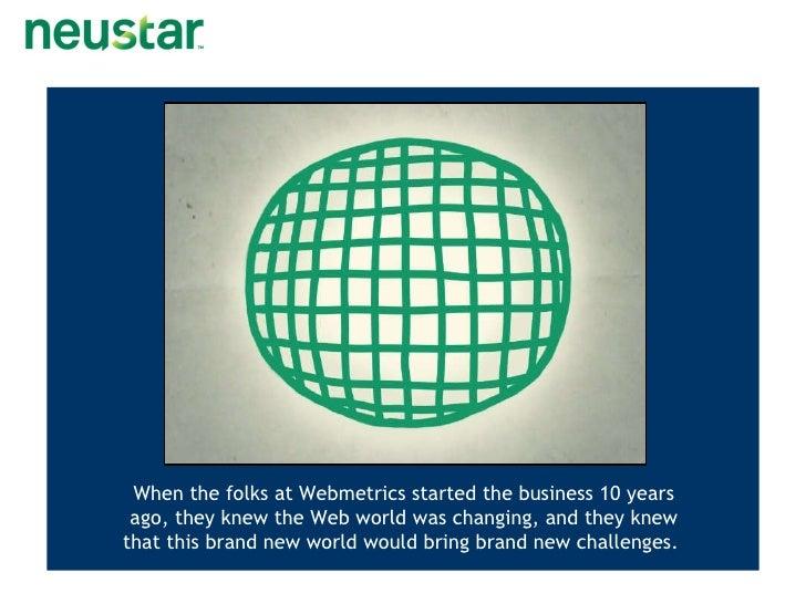 Neustar Webmetrics