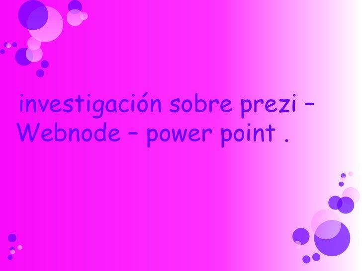 Webnode p