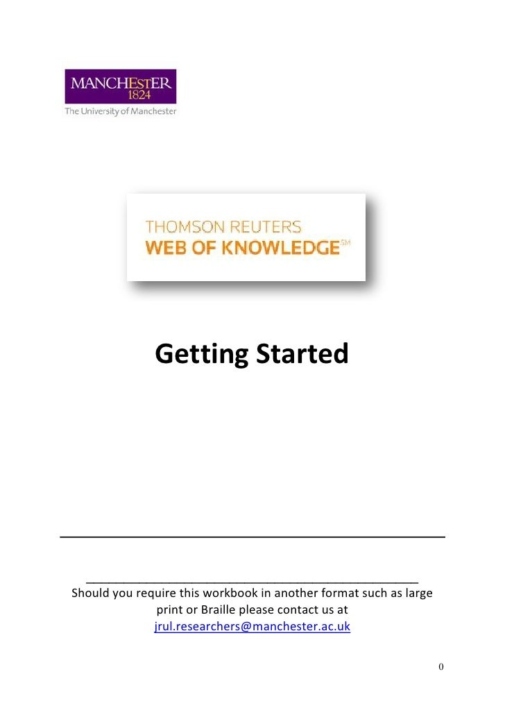 Getting Started  ____________________________________________Should you require this workbook in another format such as la...