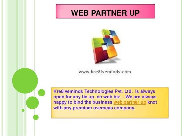 Web Partner Up