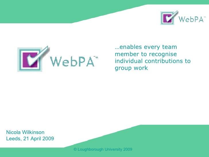 Web Pa  Wilkinson