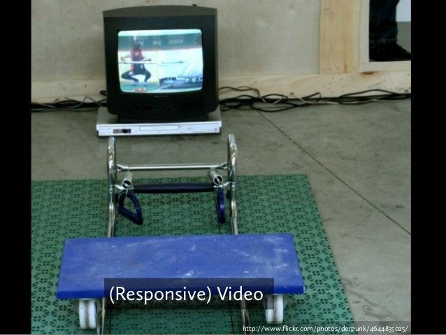 (Responsive) Video