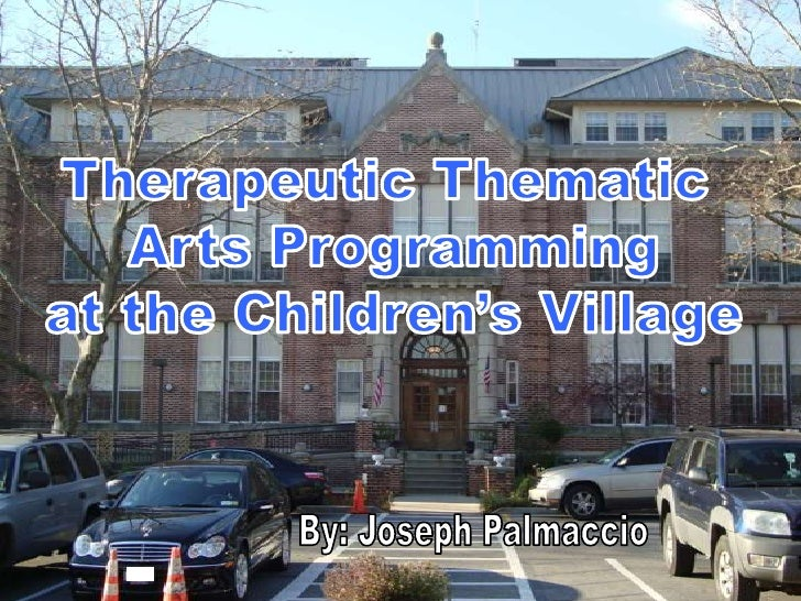 • The Children's Village is a residential school for  at-risk boys aged 6 to 20 in an enriched and  structured program aim...