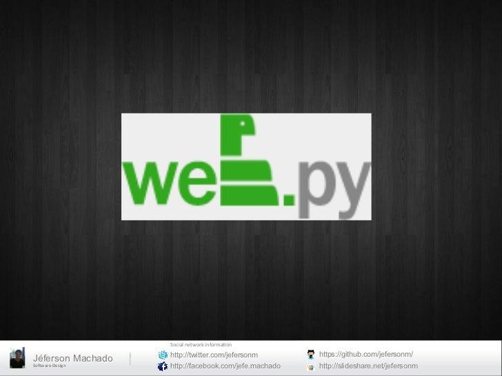 Webpy