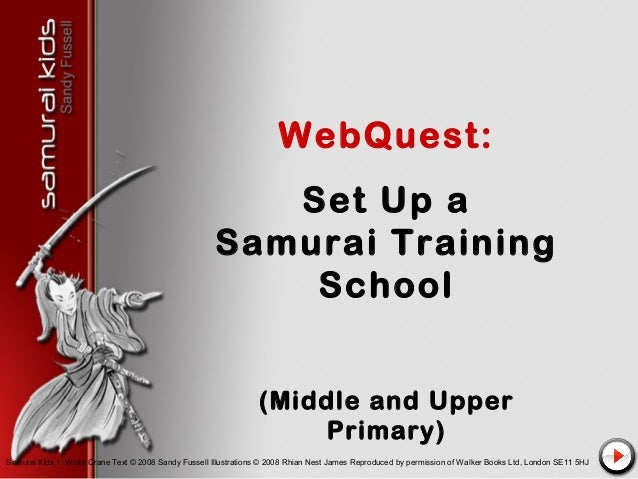 WebQuest:                                                         Set Up a                                                ...