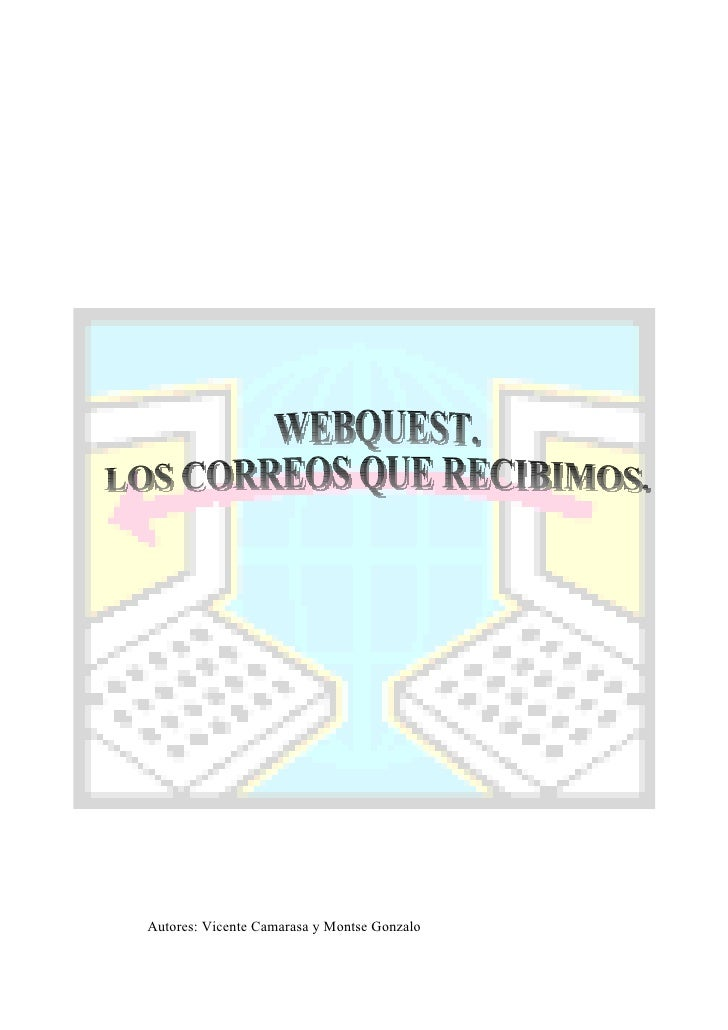 Webquest. rumores en la red[1]
