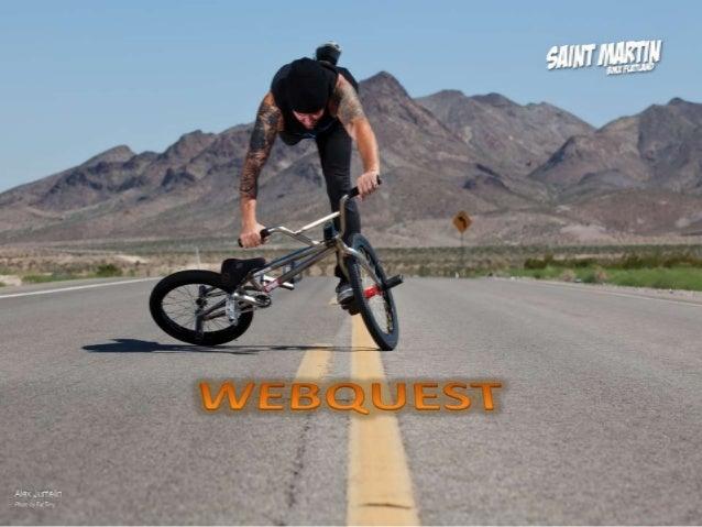 Webquest bmx
