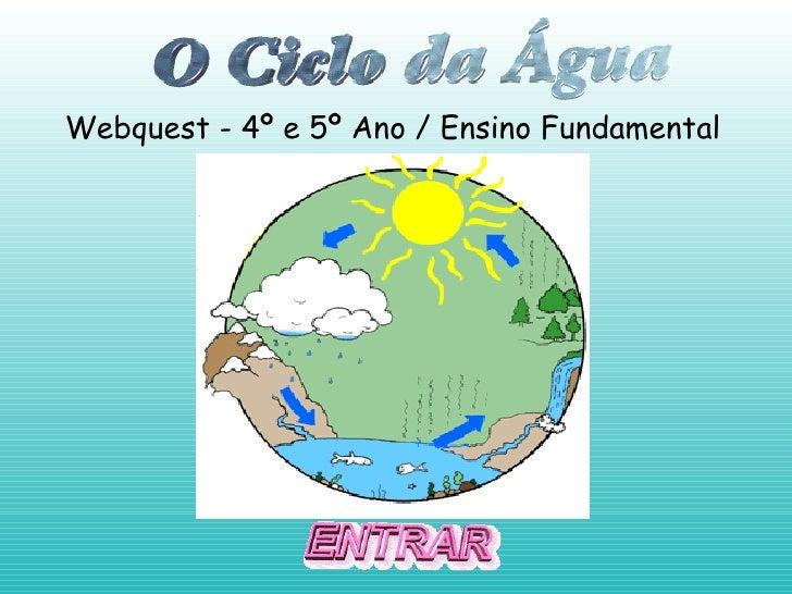 Webquest - 4º e 5º Ano / Ensino Fundamental