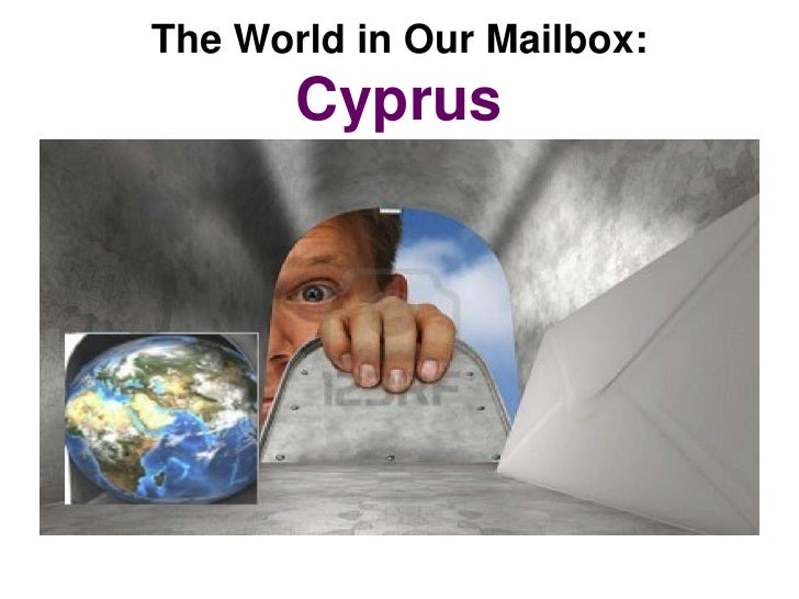 The World in Our Mailbox:       Cyprus