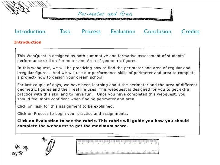 Webquest keynote