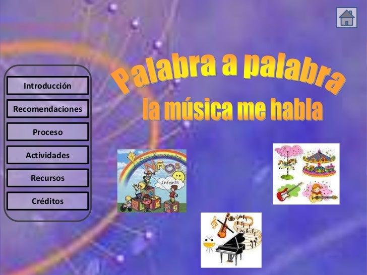 La Música en el Desarrollo del Lenguaje del Niño de 3 a 5 años