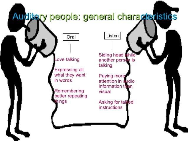 learning styles presentation