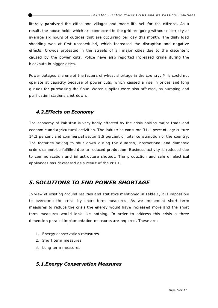 creative solution to the energy crisis essay The seven who will run china in this essay his focus on originality reflects china's leaders push for the nation to become creative and innovative.