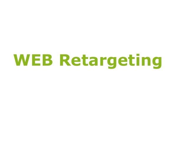 WEB Retargeting