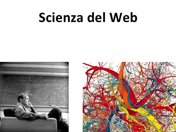 ScienzadelWeb