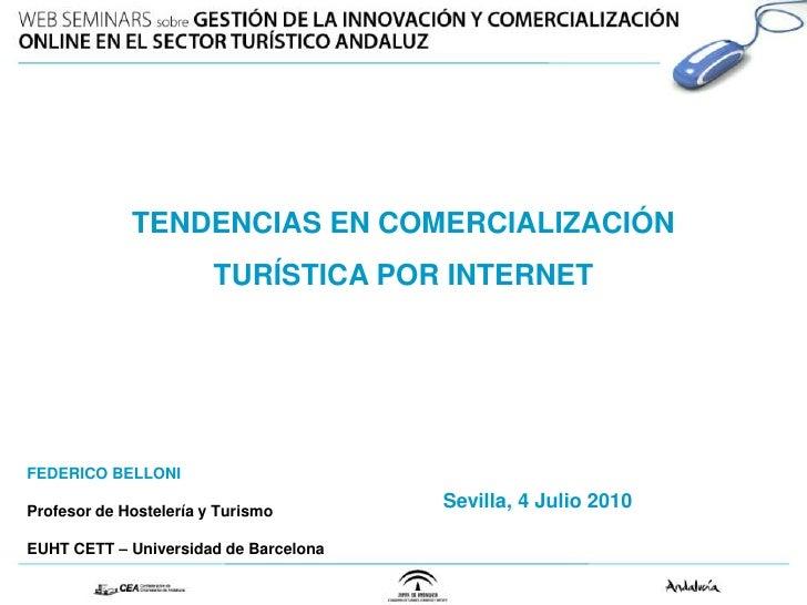 Web seminar - Tendencias Comercio Electronico (español)
